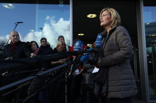 Klöckner zeigt sich überrascht über FDP-Rückzug
