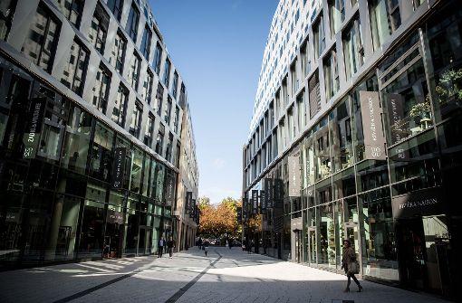 Das Dorotheen-Quartier ist offiziell eröffnet worden. Foto: Lichtgut/Leif Piechowski