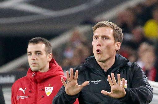 So kann Hannes Wolf mit dem VfB die roten Bullen bändigen