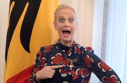 Barbara Schöneberger wird ausgezeichnet