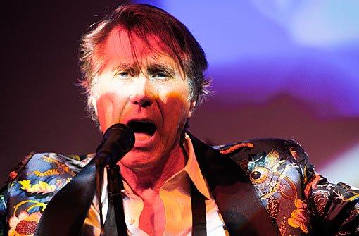 Bryan Ferry muss Tournee abbrechen