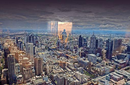 Melbourne weltweit auf Platz Eins