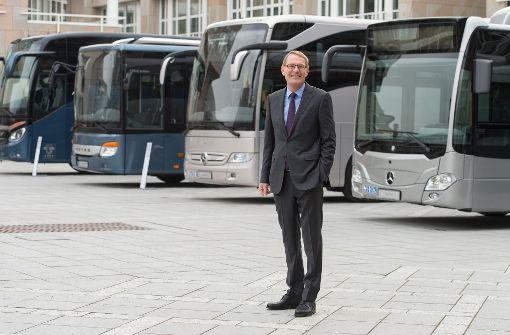 """Der E-Bus wird das Fahren nicht verteuern"""""""