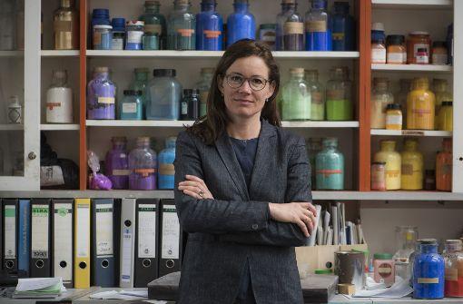 """Am 4. April wird Barbara Bader in ihr Amt geführt – am 26. April ist sie Gast bei """"Über Kunst"""" Foto: Martin Lutz"""