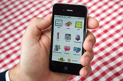Die App zum Stuttgarter Weindorf