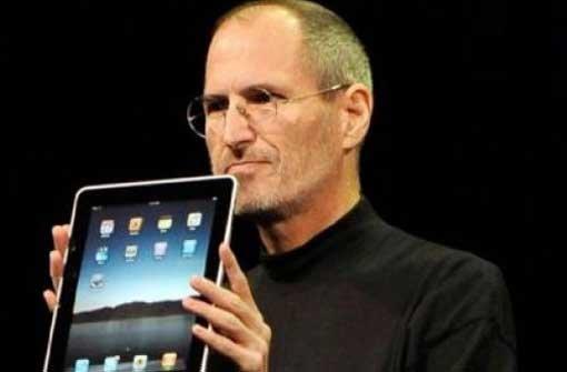 Apple präsentiert das iPad