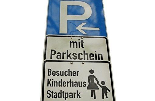 Zoff um parkende Autos auf dem Bürgerplatz