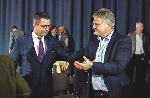 Wettstreit der Europa-Kritiker