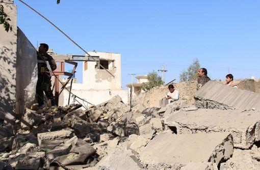 Taliban bekennen sich zu Anschlägen
