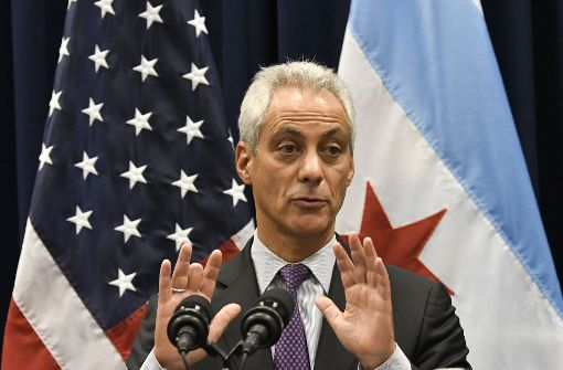 Chicago klagt gegen Trump-Regierung