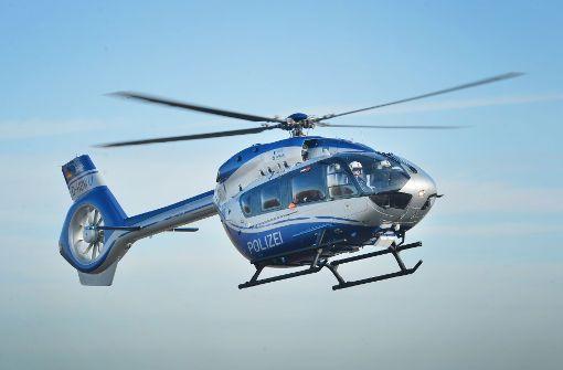 Nächtliche Hubschrauberflüge verunsichern Familienvater