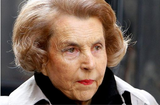 Liliane Bettencourt ist tot