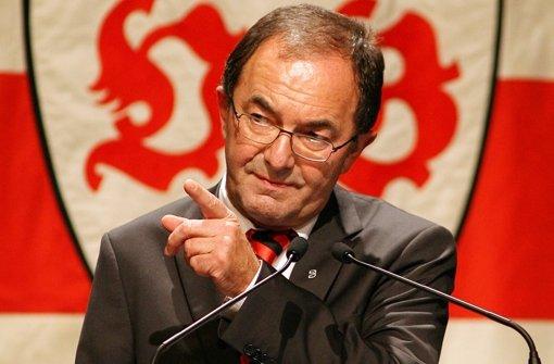 Präsidentensuche: VfB verärgert Staudt