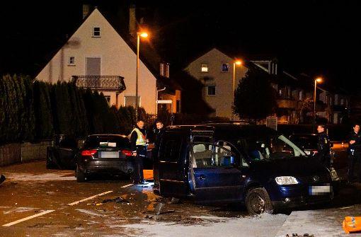 Betrunkener Autofahrer hinterlässt Spur der Verwüstung
