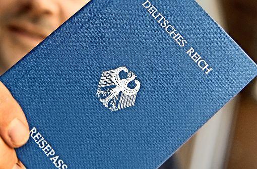 Reichsbürger sorgen für Ärger