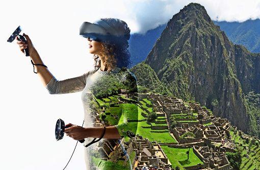 Virtuell im Zentrum des Geschehens
