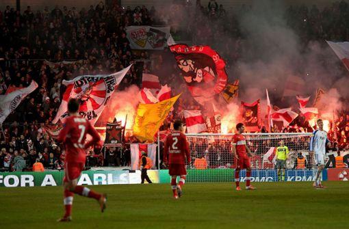 Als der Trainer noch mit den Fans rauchte – und der VfB europäisch spielte