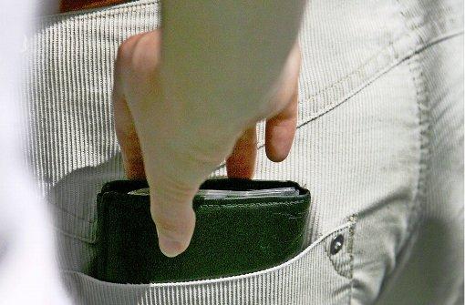 Taschendiebe gehen öfter ins Netz