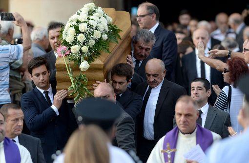 Ermordete Journalistin beigesetzt