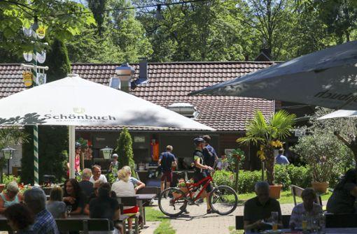 Der Kreis Böblingen lockt mit verschiedenen Biergärten und Hütten, die zu einem Ausflug einladen. Foto: factum/Granville