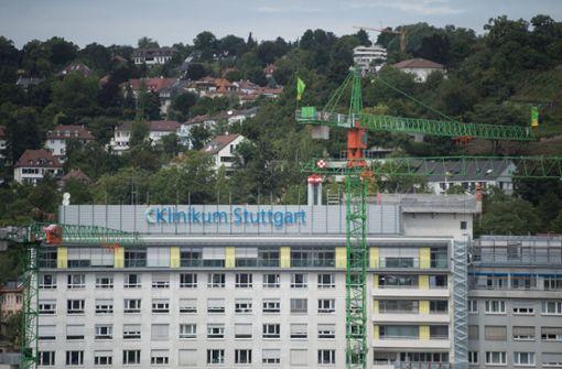 Das Stuttgarter Klinikum kommt derzeit nicht aus den Schlagzeilen heraus. Foto: dpa