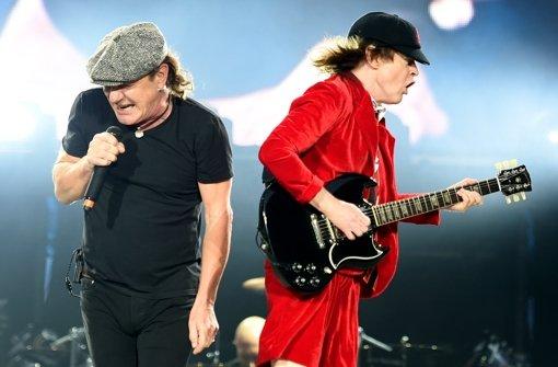 AC/DC bringen Berlin zum Kochen