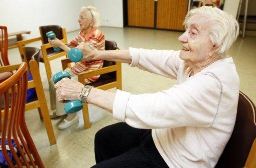 Mobil und fit im Alter
