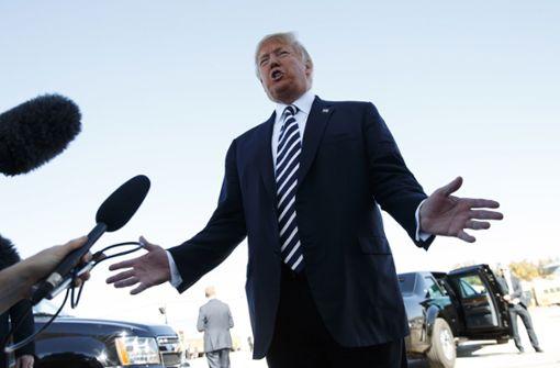 Trumps Regierung will aus Abrüstungsvertrag mit Russland aussteigen