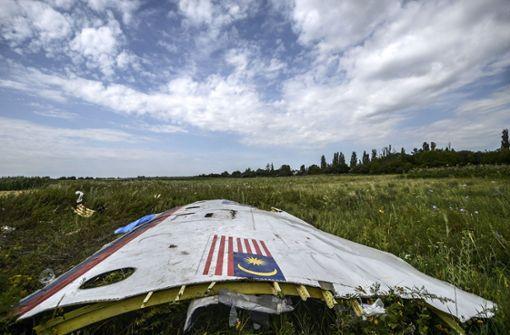 Abschuss der MH17 durch russischen Raktenwerfer