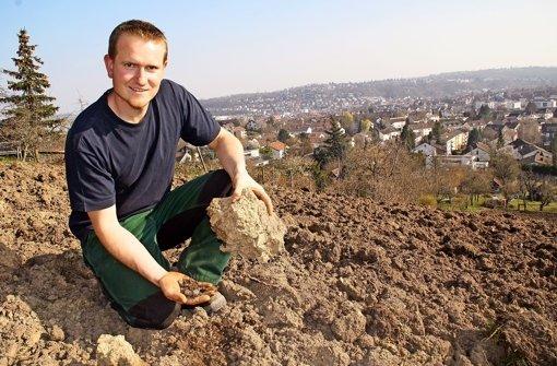 Bodenkunde am Lemberg