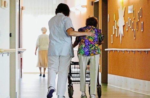 Senioren hilft es, wenn man sich kennt