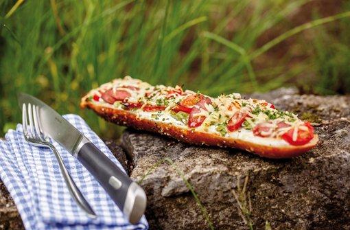 Schwäbische Pizza