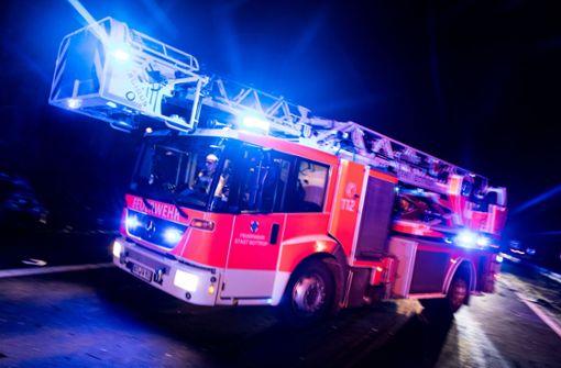 BMW in Flammen – Polizei sucht Zeugen