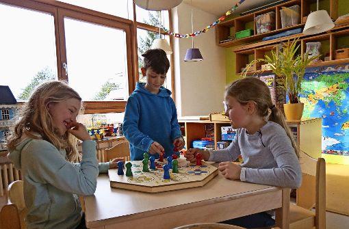 Angst vor Schließung des Horts im Kinderhaus