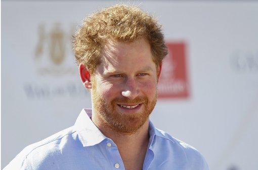 Ist Prinz Harry vom Single-Markt?