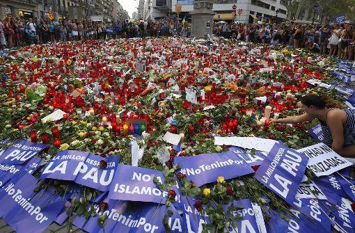 Nach Terror in Barcelona: Deutsche stirbt im Krankenhaus