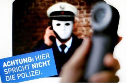 In Stuttgart trieb ein falscher Polizist sein Unwesen. Foto: dpa
