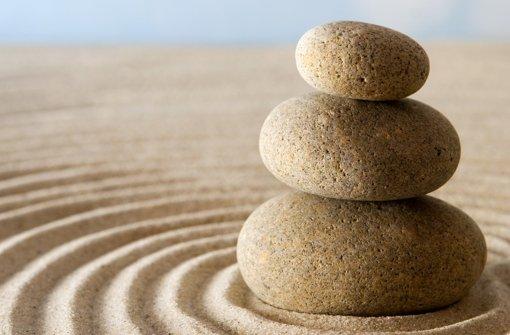 Ist die Seele im Gleichgewicht, ist sie  weniger anfällig für äußere (exogene) und innere (endogene) Foto: Olga Lyubkina/Fotolia