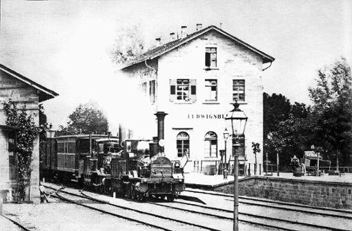 Holpriger Start in das Eisenbahnzeitalter
