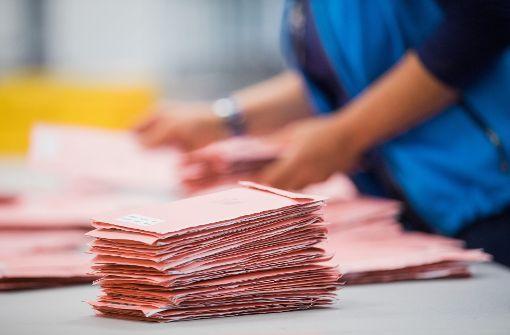 Im Landkreis gibt es so viele Briefwähler wie noch nie