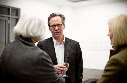 """Galerist Klaus Gerrit Friese vermisst in der Kunstszene die """"Koordination"""" Foto: Piechowski"""