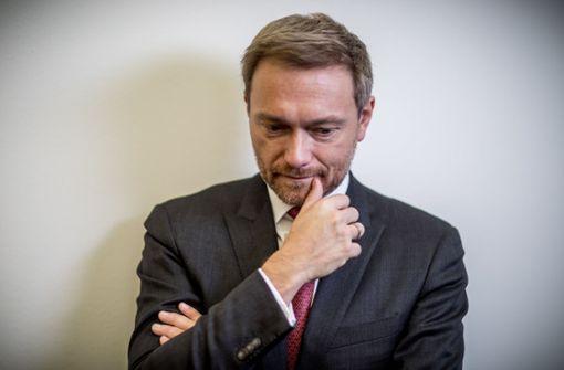 FDP-Chef Lindner hat doch wieder Lust am Regieren