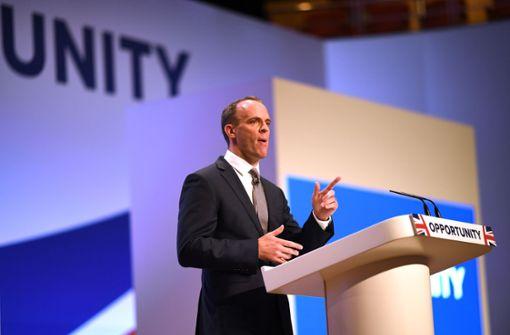 Brexit-Minister tritt zurück