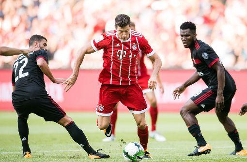 Bayern-Blamage gegen AC Mailand
