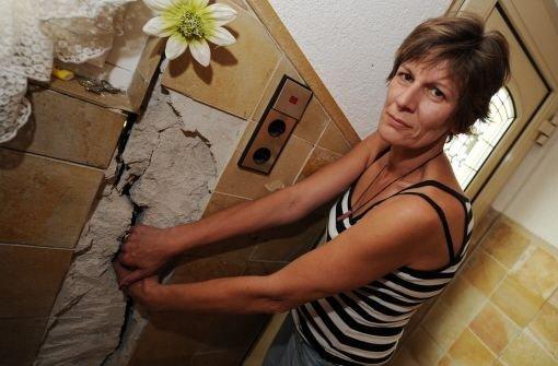 Großartig Leonberg: Häuser reißen nach Erdwärmebohrung - Stuttgart  HY52