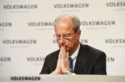 Die VW-Aktionäre verlangen Aufklärung