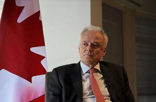 Kanadas Mann für den nächsten Gipfel