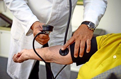 Keine Förderung für Ärzte