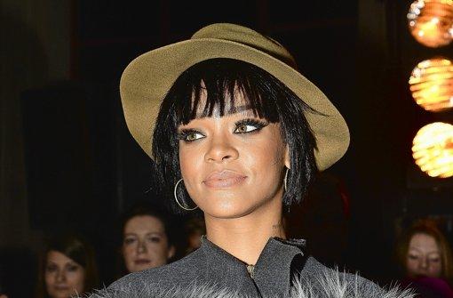 Die Klage gegen die Plattenfirma von Popsängerin Rihanna wird in Stuttgart verhandelt Foto: Getty Images Europe