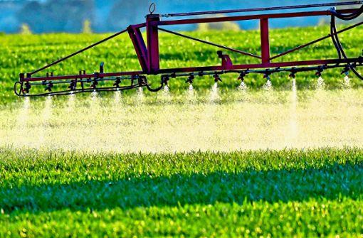 Bauern und Umweltschützer ringen um Glyphosat